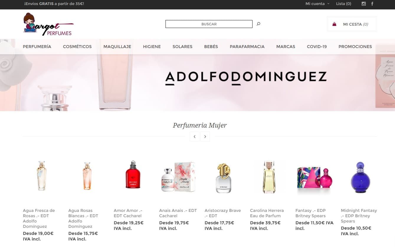 Margot Perfumes